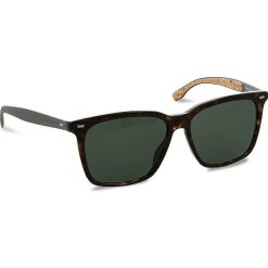 Okulary przeciwsłoneczne BOSS - 0883/S Hvn/Mtdkruth 0R6. Brązowe okulary przeciwsłoneczne damskie lenonki marki Boss. W wyprzedaży za 669,00 zł.