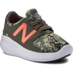 Trampki chłopięce: Sneakersy NEW BALANCE – KACSTRGI Zielony