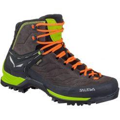Salewa Męskie Buty Ms Mtn Trainer Mid Gtx, 0974, 40,5. Czarne buty trekkingowe męskie Salewa, na lato, z gore-texu, wspinaczkowe, gore-tex. Za 865,00 zł.