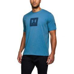Under Armour Koszulka Męska Ali Core RNTJ Tee Niebieska r. S (1299031-982). Niebieskie koszulki sportowe męskie Under Armour, m. Za 96,58 zł.