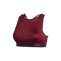 Biustonosze adidas  Biustonosz Halter 2.0. Czerwone biustonosze marki Adidas. Za 179,00 zł.