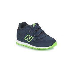 Sandały Dziecko  New Balance  NB KV500GEI. Niebieskie sandały chłopięce New Balance. Za 175,20 zł.