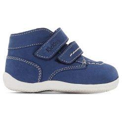 Buciki niemowlęce chłopięce: Wysokie buty sportowe BONKRO