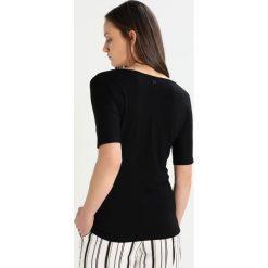 T-shirty damskie: WEEKEND MaxMara MULTIE Tshirt basic nero