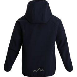 Vaude KIDS RONDANE JACKET II Kurtka Softshell eclipse. Niebieskie kurtki chłopięce sportowe marki bonprix, z kapturem. W wyprzedaży za 223,30 zł.