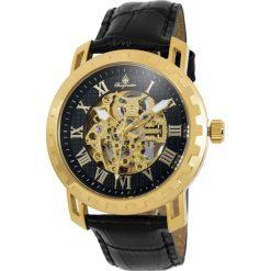 """Zegarki męskie: Zegarek """"Jamaika"""" w kolorze czarno-złotym"""