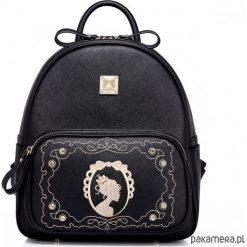Plecaki damskie: Magiczne Lusterko Damski plecak z ekologicznej
