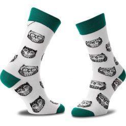 Skarpety Wysokie Unisex CUP OF SOX - All My Friends Are Dead D Granatowy. Czerwone skarpetki męskie marki Happy Socks, z bawełny. Za 24,00 zł.