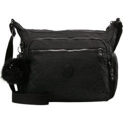 Kipling GABBIE Torba na ramię true dazz black. Czarne torebki klasyczne damskie Kipling. Za 419,00 zł.