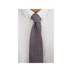 Krawat jedwabny Regular #32. Niebieskie krawaty męskie The bow bow ties, z jedwabiu. Za 99,00 zł.