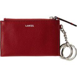Lancel FLORE  Portfel red lancel. Czerwone portfele damskie marki Lancel. Za 399,00 zł.