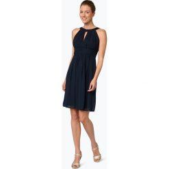 Marie Lund - Damska sukienka koktajlowa, niebieski. Niebieskie sukienki balowe Marie Lund, z szyfonu, z krótkim rękawem, mini. Za 499,95 zł.