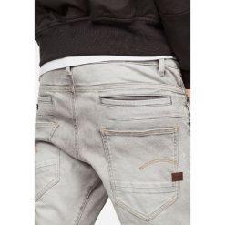 GStar DSTAQ TAPERED Jeansy Zwężane lt aged. Szare jeansy męskie G-Star. W wyprzedaży za 401,40 zł.