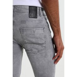 Cars Jeans SKINNY DUST Jeans Skinny Fit grey used. Czarne jeansy męskie relaxed fit marki Criminal Damage. Za 249,00 zł.