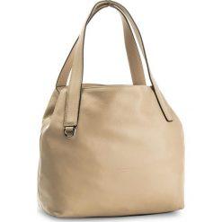 Torebka COCCINELLE - BE5 Mila E1 BE5 11 02 01 Beige 006. Brązowe torebki klasyczne damskie Coccinelle, ze skóry. W wyprzedaży za 729,00 zł.