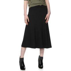 Spódniczki rozkloszowane: Spódnica w kolorze czarnym