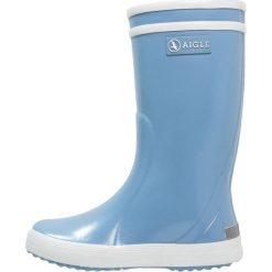 Buty zimowe damskie: Aigle LOLLY POP Kalosze bleu ciel