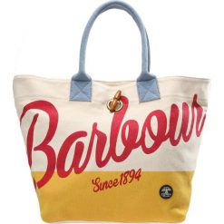 Shopper bag damskie: Barbour SHINGLE SHOPPER Torba na zakupy red