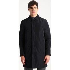 Płaszcze męskie: Calvin Klein CALBO OTTOMAN MIX Krótki płaszcz perfect black