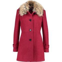 Płaszcze damskie pastelowe: comma Płaszcz wełniany /Płaszcz klasyczny red