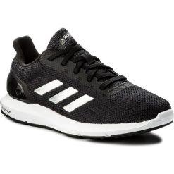 Buty adidas - Cosmic 2 DB1763 Cblack/Silvmt/Grefiv. Czarne buty do biegania damskie marki Adidas, z materiału. W wyprzedaży za 199,00 zł.