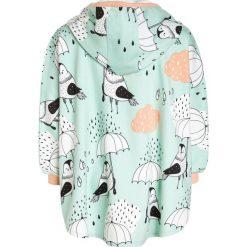 Igi natur Ponczo mint. Zielone kurtki dziewczęce marki igi natur, z bawełny. W wyprzedaży za 151,20 zł.