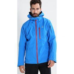 Kurtki narciarskie męskie: Haglöfs NENGAL  Kurtka snowboardowa vibrant blue