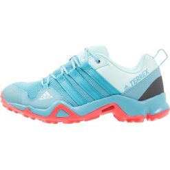Buty damskie: adidas Performance TERREX AX2R Półbuty trekkingowe vapour blue/easy coral
