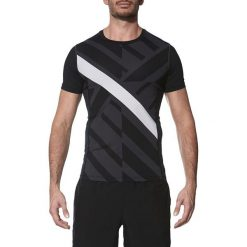 Asics Koszulka męska Focus Tight GPX czarna r. XL (141808 0985). Czarne t-shirty męskie marki Asics, m. Za 147,38 zł.