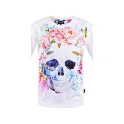 Bluzy rozpinane damskie: Bluza Floral Skull