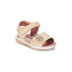 Sandały Dziecko  Mod'8  ANGY. Żółte sandały dziewczęce marki Mod'8. Za 135,20 zł.