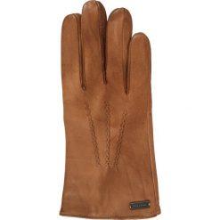 Rękawiczki męskie: BOSS Orange GANS Rękawiczki pięciopalcowe open brown