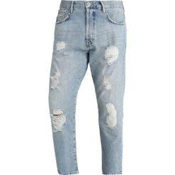 Superdry Jeansy Zwężane pacific state blue. Niebieskie jeansy męskie Superdry, z bawełny. Za 429,00 zł.