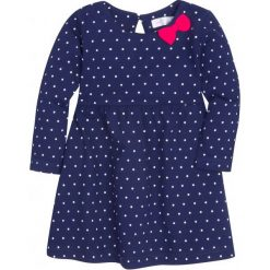 Sukienki niemowlęce: Sukienka z odcięciem dla dziecka 0-4 lata