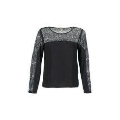 Bluzki Vero Moda  FELICIA. Szare bluzki damskie marki Vero Moda, l, z bawełny, casualowe. Za 103,20 zł.