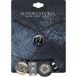 Supernatural Charms Naszyjnik srebrny. Szare naszyjniki damskie Supernatural, srebrne. Za 62,90 zł.