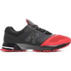 Buty sportowe męskie: Czarno-Czerwone Buty Sportowe That Game