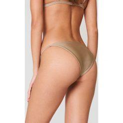 FAYT Dół od bikini Kelvin - Brown,Beige. Brązowe bikini marki FAYT, w paski. Za 76,95 zł.