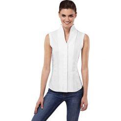 Topy sportowe damskie: Bluzka w kolorze białym