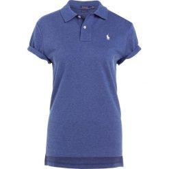 Polo Ralph Lauren BASIC Koszulka polo navy. Niebieskie t-shirty damskie Polo Ralph Lauren, l, z bawełny, polo. Za 549,00 zł.