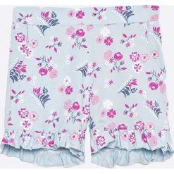 Name it - Szorty dziecięce 128-164 cm. Szare spodenki dziewczęce Name it, z bawełny, casualowe. W wyprzedaży za 19,90 zł.