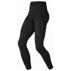 Bryczesy damskie: Odlo Spodnie Pants long Evolution Light czarne r. XS