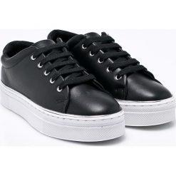 Answear - Buty SDS. Czarne buty sportowe damskie marki Asics, do biegania. W wyprzedaży za 79,90 zł.