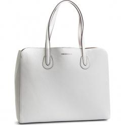 Torebka COCCINELLE - DQ0 Lulin Soft E1 DQ0 11 01 01 Blanche H10. Białe torebki klasyczne damskie Coccinelle, ze skóry. Za 1249,90 zł.