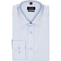 Koszula bexley 2372 długi rękaw custom fit niebieski. Niebieskie koszule męskie Recman, m, z długim rękawem. Za 139,00 zł.