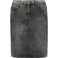 Spódniczki jeansowe: Soyaconcept Spódnica ołówkowa  medium grey