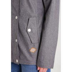 Odzież damska: Ragwear MAGGIE A Krótki płaszcz black melange