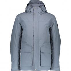 """Kurtka funkcyjna """"Logan"""" w kolorze szaroniebieskim. Czarne kurtki męskie skórzane marki Reserved, l. W wyprzedaży za 272,95 zł."""