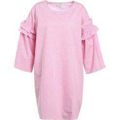 Sukienki hiszpanki: NORR SOPHIE Sukienka letnia pink