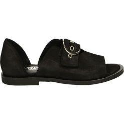 Sandały damskie: Sandały – 1952 NAB NERO